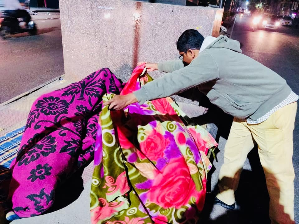 Ashvattha Blanket Drive